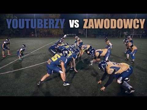 YOUTUBERZY VS GRACZE FUTBOLU AMERYKAŃSKIEGO - EKIPA