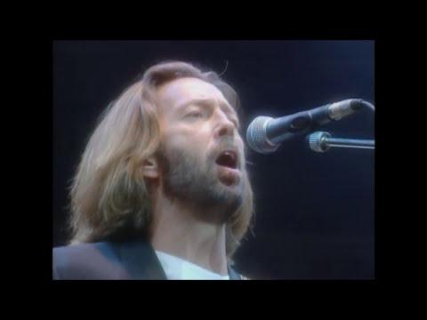 Eric Clapton - Pretending (Live 90-91) (Promo Only)