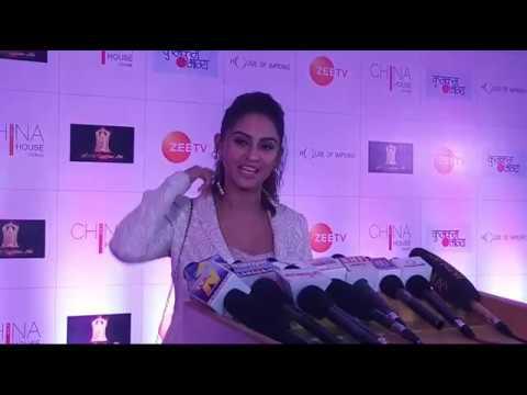 Live | Krystal D'Souza At 'Kumkum Bhagya' Celebrations Of 1000 Episode  Completion