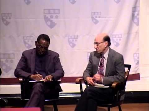 Askwith Forum | Urban Neighborhoods and the Persistence of Racial Inequality on YouTube