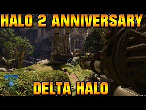 Halo 2 Anniversary DELTA HALO , Gameplay de la Campaña