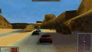 Need For Speed III - Hot Pursuit - Gameplay (PC Game - 1998)