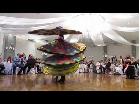 Mohamed Ghareb - Egyptian Dancer - Sufi Dance  - Australia March 2017 --- (Second Night )