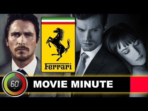 Christian Bale Is Enzo Ferrari Fifty Shades Darker Director James Foley Beyond The Trailer Youtube