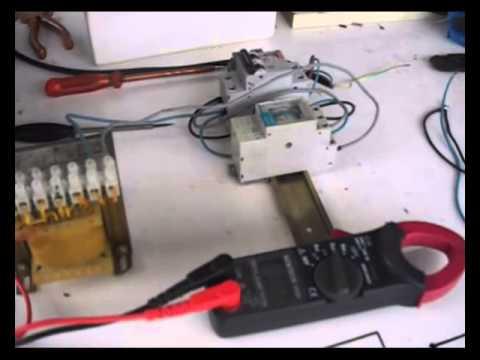 Programador de riego por goteo casero 2 parte el ctrica - Programador para riego por goteo ...