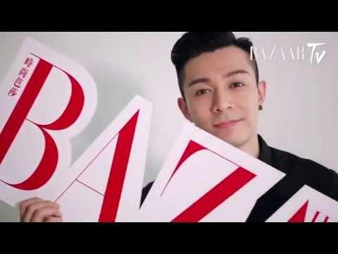 周柏豪 Pakho Chau 環保之道:舊衣贈學生、為 Kiehl's 設計慈善限量產品 | Harper's BAZAAR TV