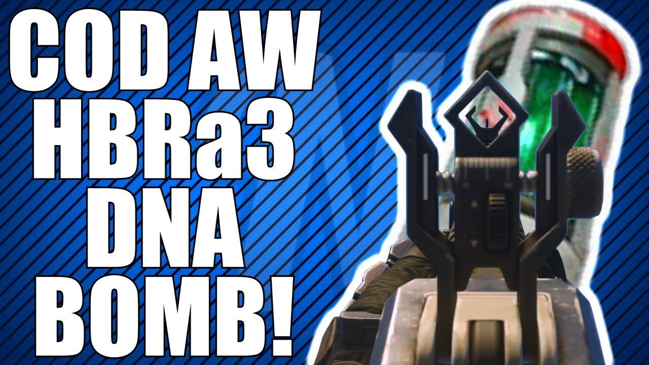 Advanced warfare hbra3 one sensitivity dna bomb on for Terrace 45 qc