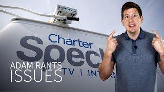 Charter/Spectrum Is A Terrible Internet Provider - Adam Rants