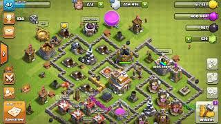 Clash of clans goede deck