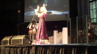 Пелагея♥Концерт в Казани (25.02.2013) (На улице дождик, Под ракитою, Не для тебя)