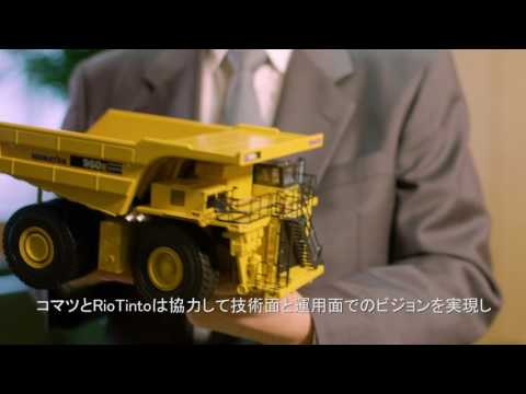 Japan & Australia - making mining safer together