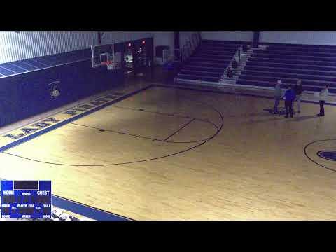 Porter vs. Okemah High School Varsity Mens' Basketball