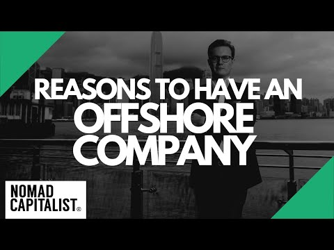Reasons to Have an Offshore Company