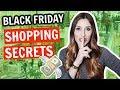 Black Friday Shopping Secrets You Should Know