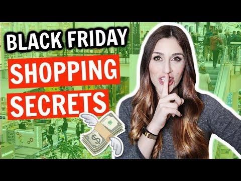 Ashley - Black Friday Shopping Secrets!!