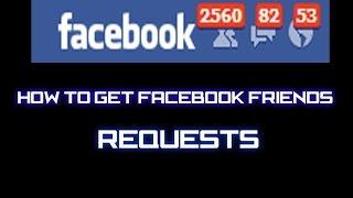 comment avoir 100 invitations chaque jour sur facebook