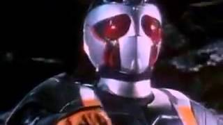 Mask Rider Super Gold