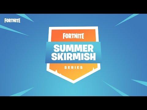 Fortnite Summer Skirmish Series  Week 2 Day 1