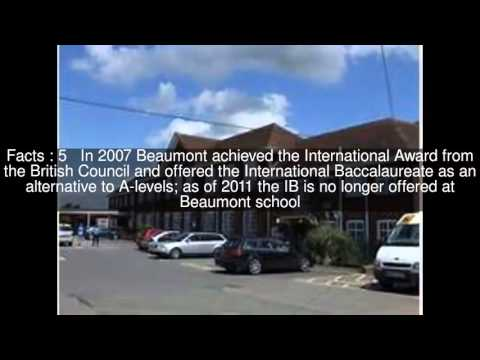 Beaumont School, St Albans Top  #7 Facts
