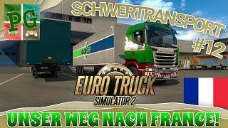 ETS2 SPECIAL-TRANSPORT🚚 - Nächstes Ziel: FRANKREICH 😱 [Ger][HD] - Euro Truck Simulator 2 - ETS 2