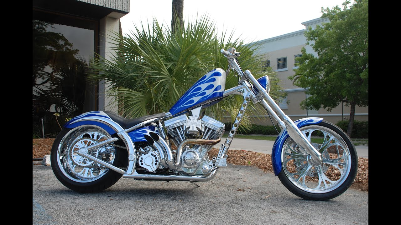 Yeah Buddy Jesse James West Coast Choppers El Diablo 2 Arrives