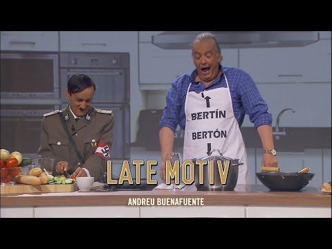 LATE MOTIV - Bertín entrevista a Hitler   LateMotiv74