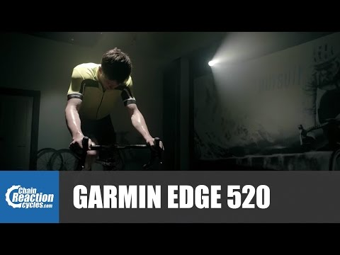 The Garmin Edge 520