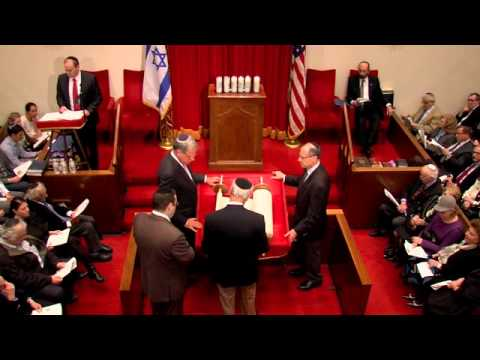 Yom HaShoah Commemoration Service - Fifth Avenue Synagogue