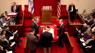 Yom HaShoah Commemoration Service - Fifth Avenue Synagogue