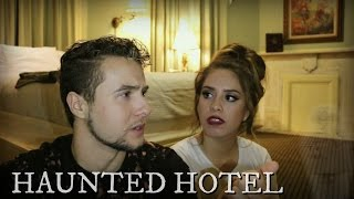 STAYING THE NIGHT IN AMERICA'S MOST HAUNTED HOTEL // The Crescent Hotel