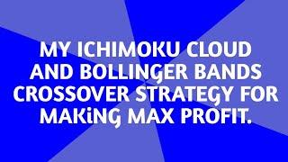 ichimoku cloud ir bollinger juostos)