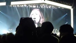 Baixar Rumour Has It by Adele at Birmingham 30th March 2016