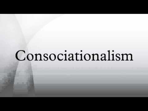 Consociationalism