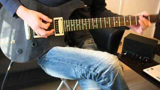 Harem Scarem - Sentimental BLVD. - Guitar Cover
