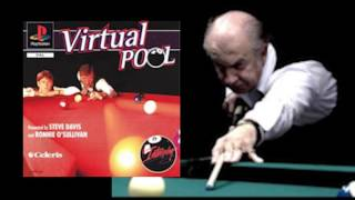 Virtual Pool PAL Soundtrack PlayStation
