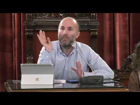 Pleno extraordinario Concello de Ourense, 27 de Enero de 2020