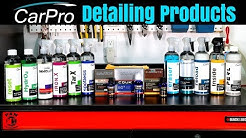 CarPro Detailing Products: Brand Review !!! (ft. CQuartz, Reset, HydrO2, Inside, Reload and Perl)