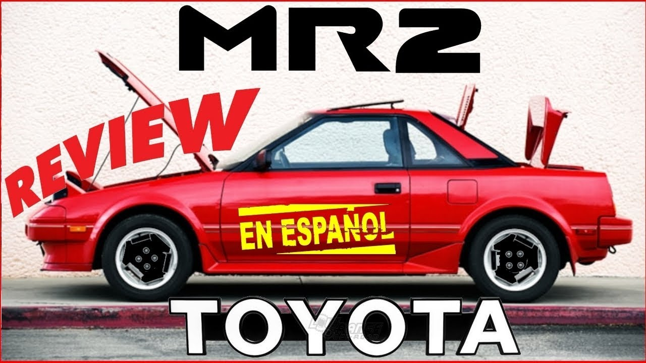 Review Toyota Mr2