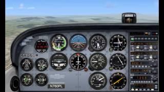 virtual flight simulator North Carolina