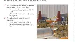 Danfoss Learning – Introduction to Two Stage Ammonia Plant