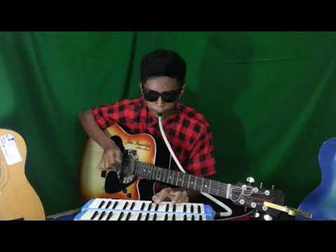 Cita Cita citata _ Goyang Dumang ( jaka fingerstyle ) gitar & pianika cover