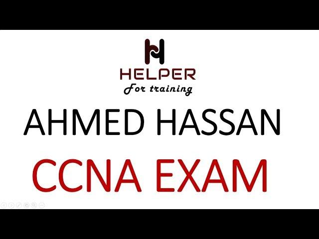 CCNA Exam Preparation | CCNA ملاحظات هامة لاجتياز الـ