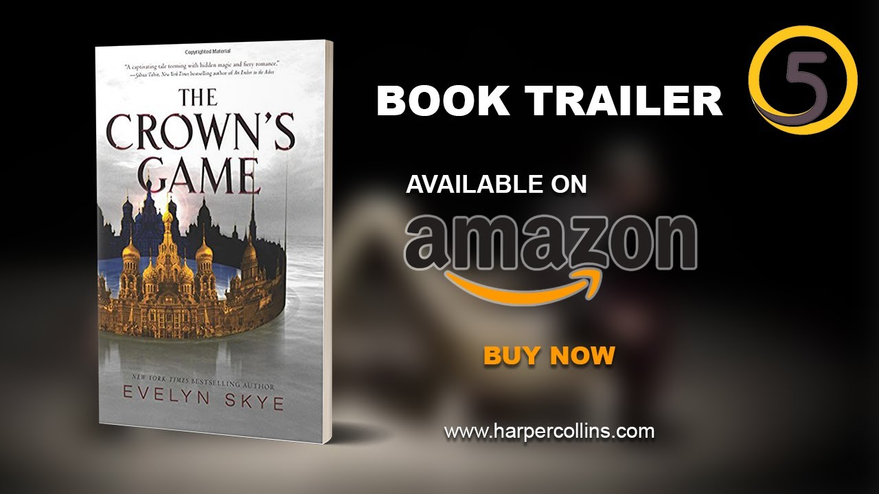 Download The Crown'S Game By Evelyn Skye   Official Book Trailer