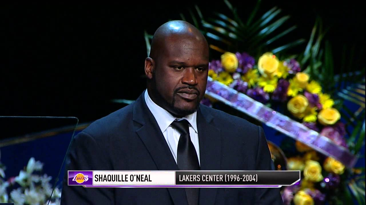 Kobe Bryant death: Lakers legends Magic Johnson, Shaquille O ...