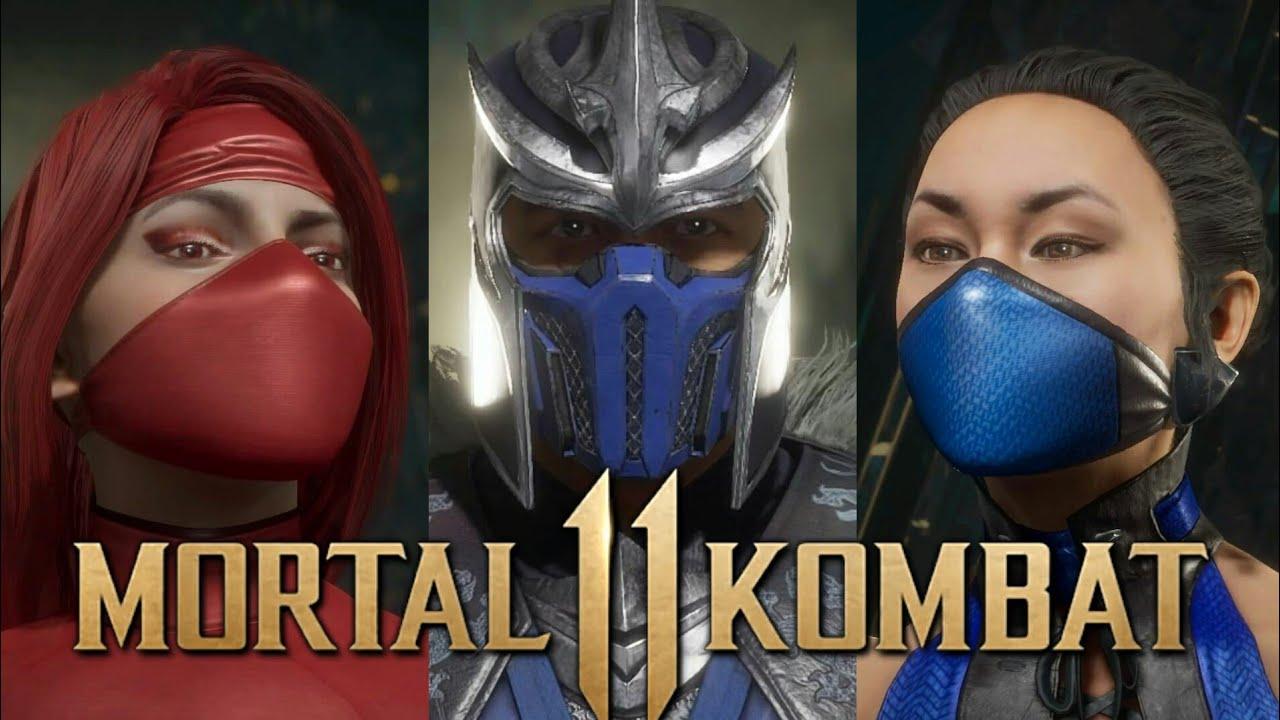 """MK11: Todos los skins """"klásicos"""" (y cómo obtenerlos)"""