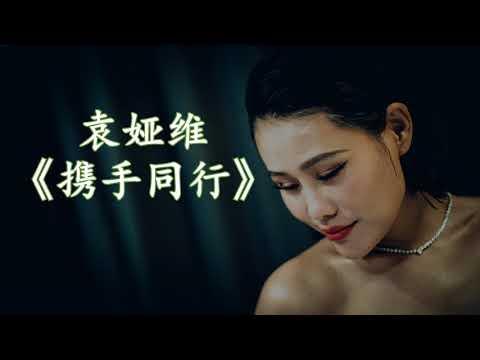 【HD高清音质】袁娅维  -《说散就散》 动态歌词版本