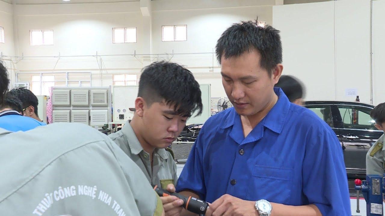 Những người thầy sáng tạo trong dạy và học tại Trường Cao đẳng Kỹ thuật Công nghệ Nha Trang