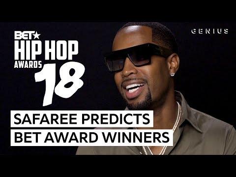 Safaree Predicts Drake, Cardi B, and Kendrick Lamar Will Win At The 2018 BET Hip Hop Awards