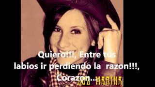 Luz Marina - Quiero