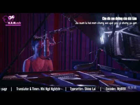 [Vietsub + Kara] Họa | 畫 - G.E.M. Đặng Tử Kỳ - LIVE PIANO SESSION II (Part 2/3)